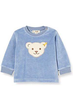 Steiff Unisex baby med söt teddycarrypplikation tröja GOTS