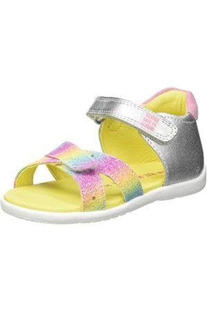 Agatha Ruiz de la Prada Babyflicka 212903-b sandal, Plata Soleil - 19 EU
