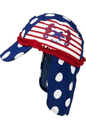 Playshoes Flicka UV-skydd havsdjur mössa