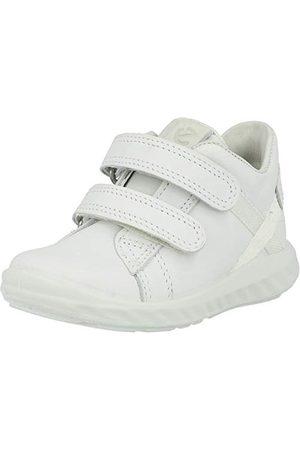 Ecco Baby Pojkar Sp.1 Lite spädbarn Sneaker, Vitt - 7 UK Child
