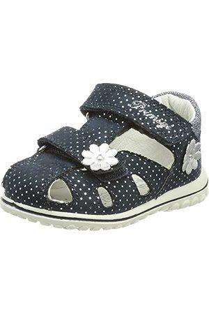 Primigi Baby-flickor Psw 73758 sandal, marinblå - 22 EU