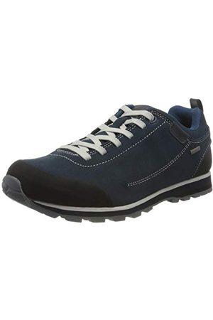 CMP – F.lli Campagnolo Män Elettra Low vandring sko Wp Cross-Trainer, Cosmo N985-46 EU