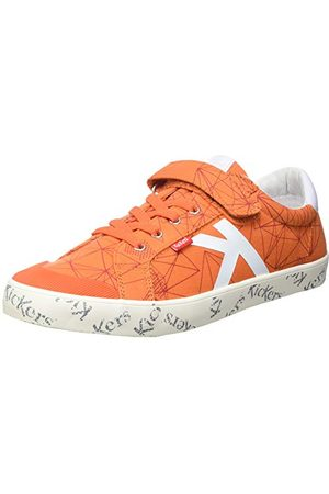 Kickers Herr Gody Sneaker, Jaune Galactic39 EU
