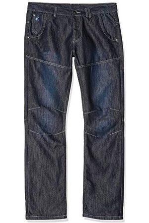 Kruze Jeans Män raka jeans