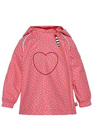 Racoon Baby-flicka olivia hjärta jacketöverföring