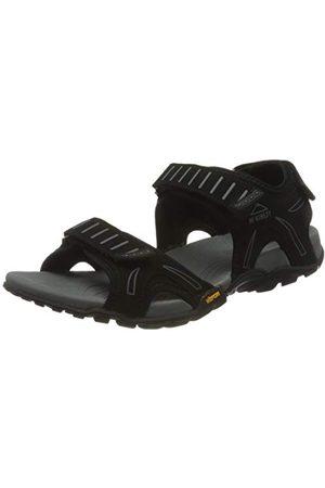 mc kinley Män Barbados Vibram sandaler, silver40 EU
