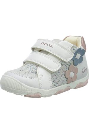 Geox Baby-flicka B New Balu' Girl A Sneaker, C1000-22 EU