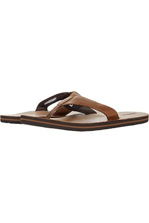 Reef Pojke Sandaler - Pojkar barn läder smidig sandal, Brons - 31/32 EU