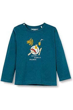 Imps & Elfs Baby-pojkar B Regular T-shirt Ls Sandton långärmad tröja