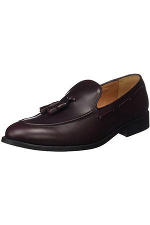 Rooster Tupp herr loafer, bordeaux, 44 EU