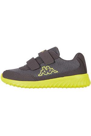 Kappa Unisex barn Cracker Ii Bc barn sneaker, 6737 marinblå mint28 EU