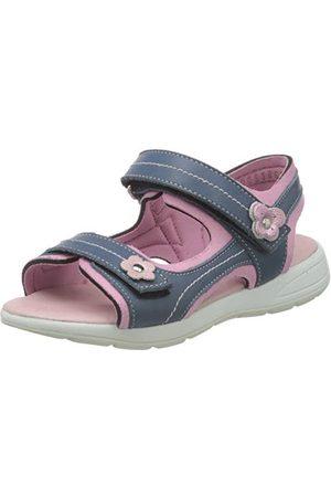 Däumling Flicka Clair sandal, GRÅ29 EU Schmal