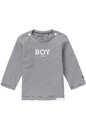 Noppies Baby Pojkar B Tee Ls Newman långärmad t-shirt