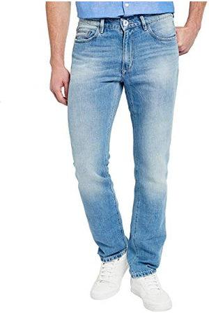 Pioneer Herr Rando Red Edition Straight Jeans