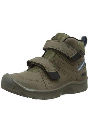 Keen Boots - Unisex barn Hikeport 2 Mid Strap Wp vandringskänga, Kanteen Balsam - 27 EU