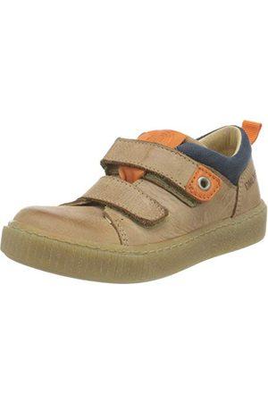 Däumling Pojkar huva sneakers, BRUN31 EU Schmal