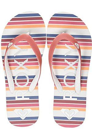 Roxy Girl Rg Tahiti Sandal för flickor Flip-Flop, Knappt rosa33 EU