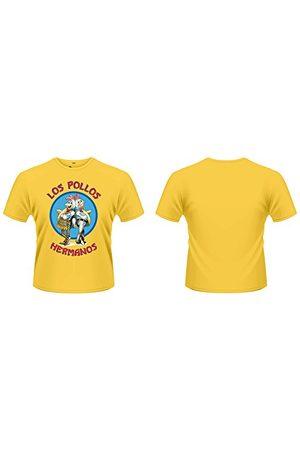 Plastic Head Plasthuvud herr breaking Bad Los Pollos kortärmad t-shirt
