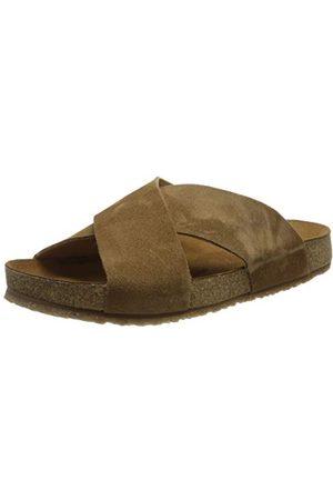 Haflinger Unisex vuxna bio Mio sandaler, sand41 EU
