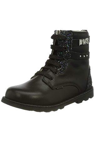 Primigi Flicka Plo 64162 First Walker Shoe, Nero23 EU