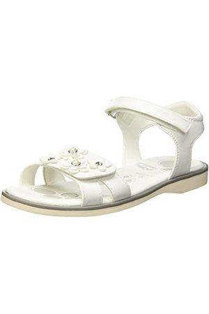 chicco Baby flicka cetra öppen tå sandaler, Argento 020 020-26 EU