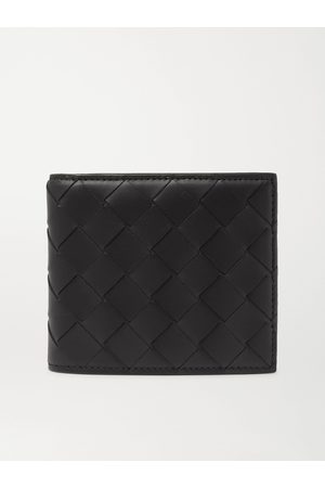 Bottega Veneta Man Plånböcker - Intrecciato Leather Billfold Wallet