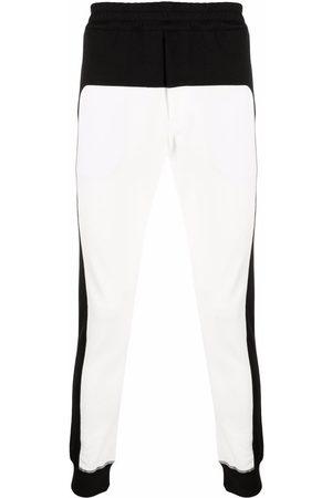 Alexander McQueen Man Joggingbyxor - Sweatpants med panel