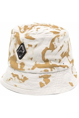 A-cold-wall* Diamond abstract-print bucket hat
