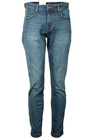 Izod Herr Saltwater denim medium Wash Straight jeans