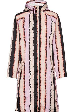 Beck Söndergaard Flasha Magpie Raincoat Outerwear Rainwear Rain Coats Beige
