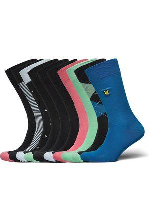 Lyle & Scott Arnold Underwear Socks Regular Socks Multi/mönstrad