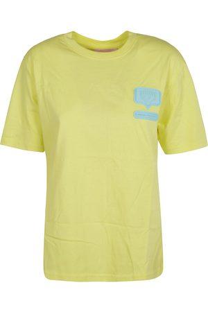 Chiara Ferragni Kvinna T-shirts - T-shirt