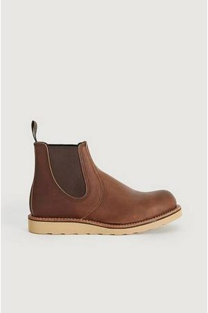Red Wing Man Chelsea - Boots 3190 Classic Chelsea Brun
