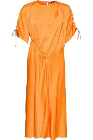 STINE GOYA Kvinna Klänningar - Davina, 1168 Solid Cady Dresses Everyday Dresses