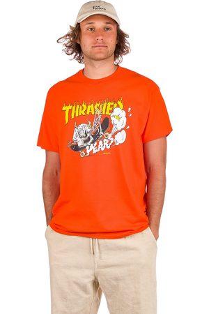 Thrasher Man Kortärmade - 40 Year Neckface T-Shirt