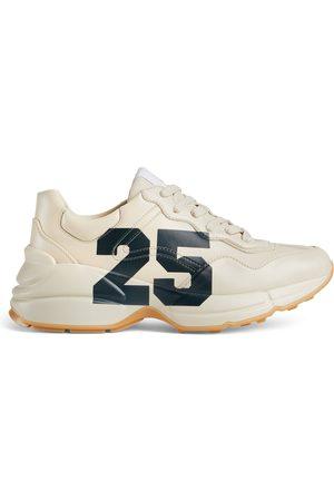 Gucci Women's Rhyton sneaker with '25
