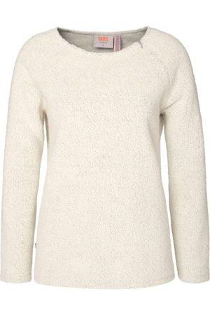 Varg Kvinna Stickade tröjor - Women's Fårö Wool Jersey