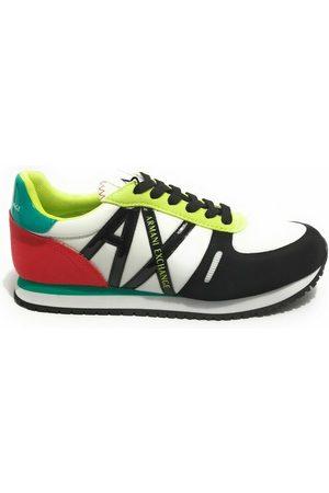 Armani Scarpe sneaker nylon/ ecosuede Ds21Ax03 Xdx031