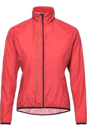 TWELVE SIXTEEN Jacket L/S Wind Elite Women Outerwear Sport Jackets Rosa