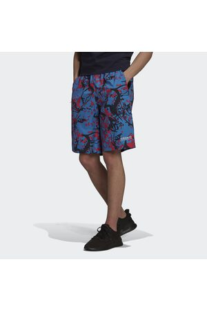 adidas Adventure Archive Printed Woven Shorts
