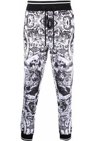 Philipp Plein New Baroque track pants