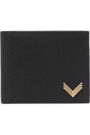 Manokhi Plånböcker - Plånbok med logotypplakett
