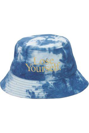 Paco rabanne Kvinna Hattar - Batik Tie Dye Cotton Bucket Hat