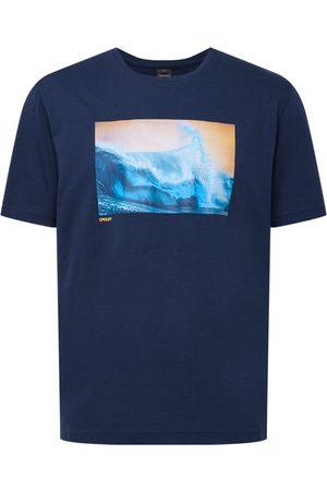 Oakley Man Tränings t-shirts - Funktionstopp 'POSTCARD