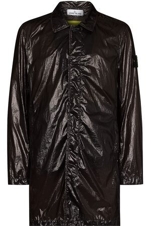 Stone Island Lucido packable trench coat