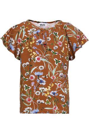 Molo Rachel T-shirts Short-sleeved Brun