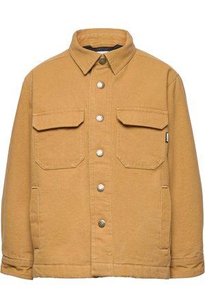 Molo Henley Outerwear Jackets & Coats Denim & Corduroy