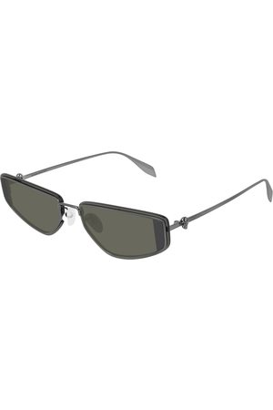 Alexander McQueen Man Solglasögon - AM0220SA Asian Fit Solglasögon