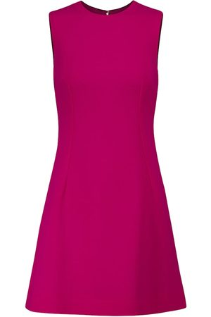 Dolce & Gabbana Kvinna Festklänningar - Wool crêpe minidress