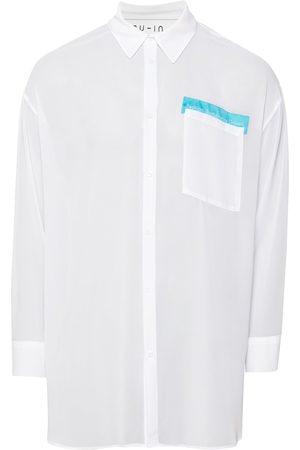 nu-in Man Casual skjortor - Skjorta 'Sheer